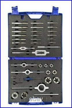 Presto 6960009 1/4-1 BSW (WHITWORTH) HSS Tap & Die Set