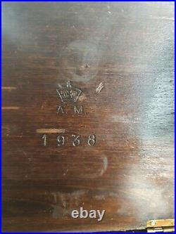 RAF Air Ministry 1938 Pre WW2 BA Thread tap and die set