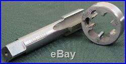 Remington 700 Receiver- Barrel Gunsmith tap & die set 1 & 1/16 inch x 16 TPI