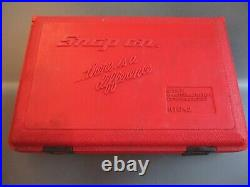 SNAP-ON Rethreading set rtd-42 Automotive Sae metric tap die mechanic tools
