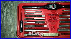 SNAP ON TDM-117A Metric Tap and Die Set (41 pcs)