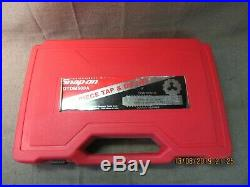 SNAP ON TDTDM500A 75PC COMBINATION TAP AND DIE SET WithCASE