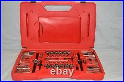 SNAP-ON TDTDM500A 76 pc TAP AND DIE SET