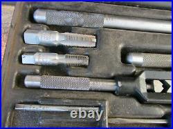 Sears Craftsman Kromedge 51/ 59 Piece Mechanics Tap & Die Set No. 9-52151