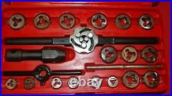 Snap-On 41PC Tap 7 Die Set TD-2425 Complete FREE SHIPPING