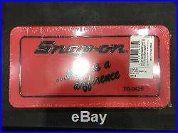 Snap On 41 pc US Tap and Die Set TD-2425. New