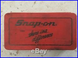 Snap On 41 piece Tap and Die Set TD-2425