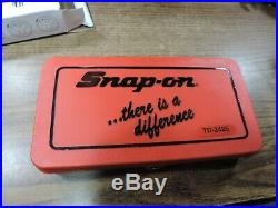 Snap On 41pc SAE Tap & Die Set (TD-2425) New