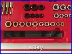 Snap On 48 Piece Master Rethreading Tap And Die Set