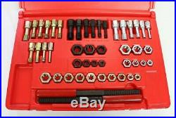 Snap On 48 Piece Master Rethreading Tap And Die Set RTD48