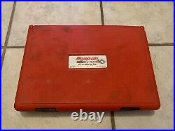 Snap-On 48 pc Master Rethreading Tap and Die Set RTD48