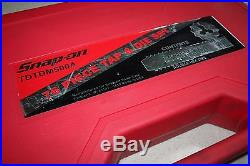 Snap-On 76pc Tap And Die Combination Set TDTDM500A