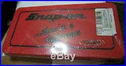 Snap On TD2425 41pc Tap & Die Set TD-2425 New Factory Sealed A734