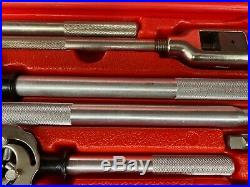 Snap On TD9902A 25 Pc Tap And Die Set NEW