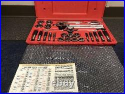 Snap On TD9902A Tap And Die Set- Like NewithGreat Condition