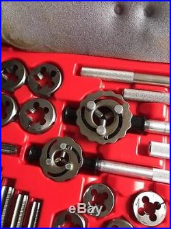Snap On TDM99117B 25 Piece Tap And Die Set New