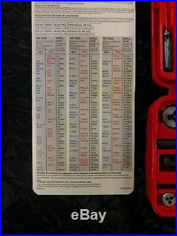 Snap-On TDM-117A Metric Tap And Die Set STILL SEALED