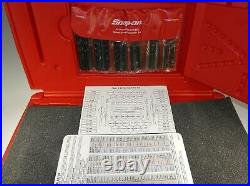 Snap-On TDTDM117A 117pc Master Tap and Die Set