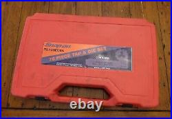 Snap-On TDTDM500A Tap & Die Set Shows Some Use