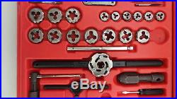 how to use tap and die set instructions