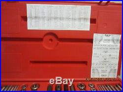 Snap On Tap And Die Set Tdtdm500a In Case