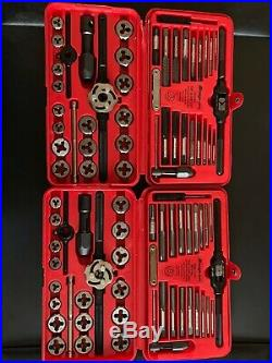 Snap On Tap And Die Sets Td-2425 Tdm-117a