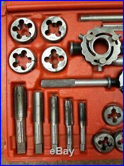 Snap On Tap And Die Tool Set Td9902a
