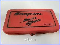 Snap-On Tap and Die Set TD-2425 SAE