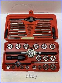 Snap On Tdm-117a Tap And Die Set