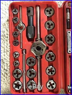 Snap On Tool TD-2425 Tap & Die Set