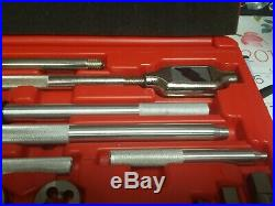 Snap-On Tools 25 Piece Metric Tap & Die Set TDM99117B