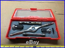 Snap-On Tools 7 pc Tap and Die Drive Tool Set TDRSET 175$ List MINT