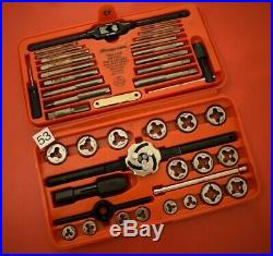 Snap On Tools BRAND NEW 41pc Metric Tap and Die Set rrp £339 (53) TDM117A
