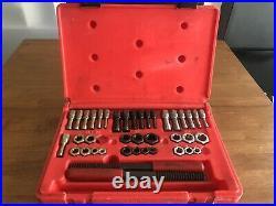 Snap On Tools RTD42 Fractional/Metric Rethreading Set