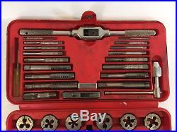 Snap-On Tools Standard Tap and Die Set TD2425 TD 24-25