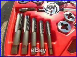 Snap On Tools TD9902B 25-Piece SAE Tap and Die Set hardly used