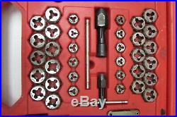 Snap-On Tools TDTDM500A 76 pc Combination Tap and Die Set
