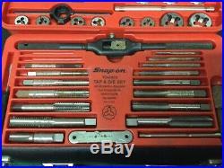 Snap On Tools Tap & Die Set TD-2425