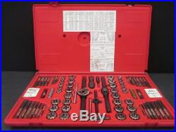 Snap-on 76 Piece Combination Tap And Die Set TDTDM500