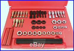 Snap-on RTD48 48-Piece Master Rethreading Tap and Die Set