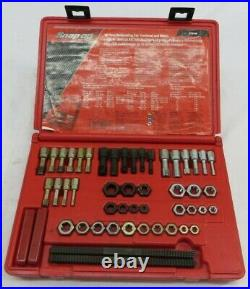 Snap-on RTD48 48 Piece Rethreading Set Fractional and Metric