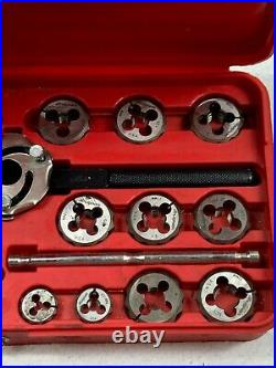 Snap-on TDM117A 41 Piece Metric Tap and Die Set