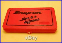 Snap-on TDM-117A 41 Piece Tap And Die Set Purchased And Never Used