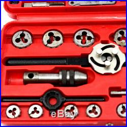 Snap-on TDM-117A Metric Tap and Die Set Made In the USA