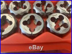 Snap-on TDTDM500A 76 Piece Tap & Die Set with Hard Case FAST SHIPPING