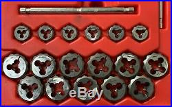Snap-on TDTDM500A 76-pc. Tap & Die Set (4-non Snap-on Pieces) GOOD CONDITION
