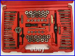 Snap-on TDTDM500A 76pc Combination Tap and Die Set