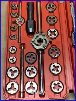 Snap-on Tap & Die Set TDM-117A Metric, Used