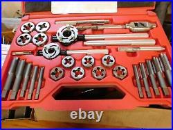 Snap-on Tools Metric Tap & Die Set Tdm99117b
