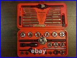 Snap-on Tools Tap & Die Set TD2425